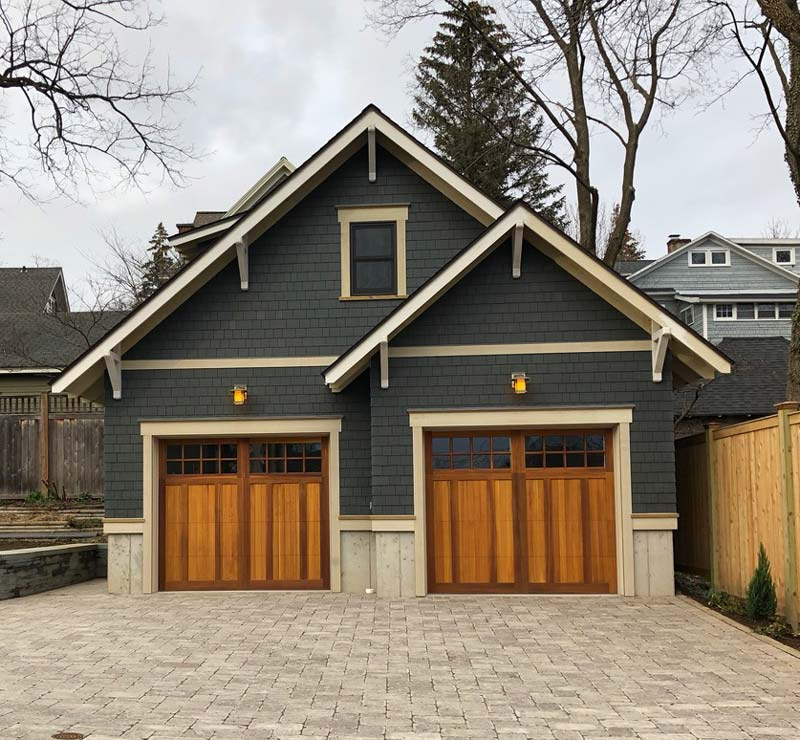 Garage Doors - Genson Overhead Door Inc - Locke, NY